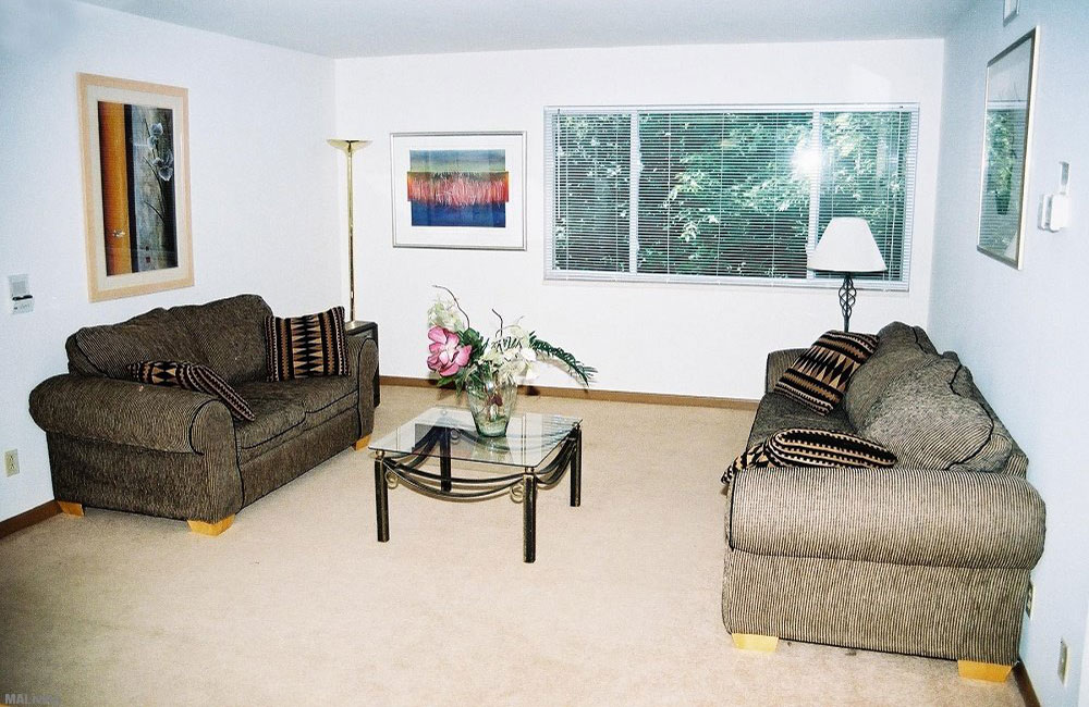 Monona Shores Living Room